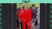 Kanye West causa revuelo en el partido del Atlanta United