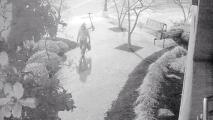 El FBI revela un video de un hombre colocando bombas caseras alrededor del Capitolio la noche antes del asalto
