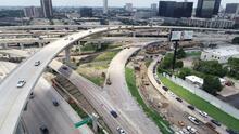 Estos son los cierres de este fin de semana en Houston, un tramo de la 45 se verá afectado