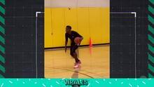 ¡Paul Pogba su luce con el Miami Heat!