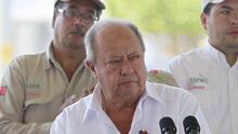 Renuncia el líder del poderoso sindicato petrolero mexicano, Carlos Romero Deschamps, tras acusaciones de corrupción