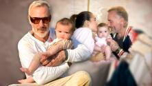 """""""Sufrí muchísimo"""": Gianluca Vacchi describe el dolor que sintió al ver a su hija tras cirugía de paladar hendido"""