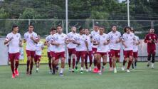 El portero Andrés Gudiño se prepara para debutar con Cruz Azul