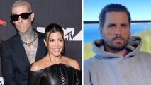 ¿Por qué Kourtney Kardashian le tenía miedo al matrimonio? Su relación escondía tristes razones.