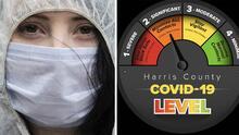 """""""Regresemos al uso de la mascarilla"""": elevan amenaza del covid-19 en el condado Harris"""