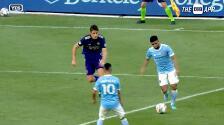 ¡Imparable trallazo! Ismael Tajouri-Shradi fusila a Pedro Gallese con un golazo