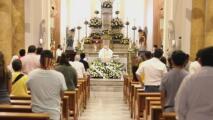 Así fue la misa en honor de Armando Manzanero en su natal Mérida, al sur de México