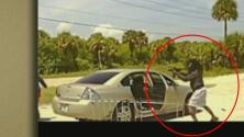 Revelan videos de una violenta emboscada de la que fueron víctimas dos policías en Florida