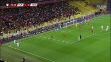 Noruega ya le empató a Turquía con gol de Kristian Thorstvedt