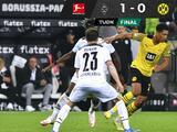 El Borussia Dortmund no pudo ante el Monchengladbach sin Haaland