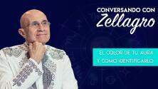 Conversando con Zellagro: el color de tu aura y cómo identificarlo
