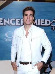 Danilo Carrera en las telenovelas
