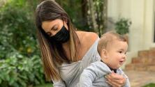 Baby Ford en clases de yoga con Pamela Silva: consejos para madres
