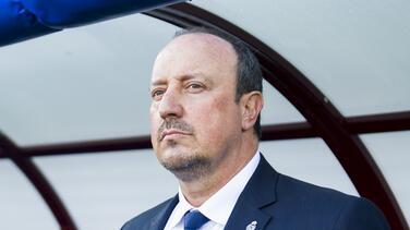Rafa Benítez es el nuevo entrenador del Everton