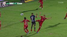 Tiburón congelado: Castro marcó el 2-1 a favor del San Luis