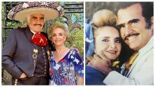 Vicente Fernández estuvo a punto de dejar ir a Cuquita: su historia de amor no fue nada fácil.