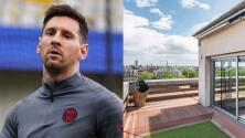 Qué elegancia la de Francia: Los Messi ya tienen casa