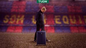 ¡KO-eman! Barcelona despide a Ronald tras derrota ante el Rayo