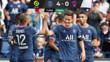 Sin Messi ni Neymar, PSG vence al Clermont y sigue con paso perfecto