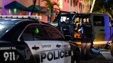 Un joven venezolano es víctima de un asalto a mano armada en una calle de Miami Beach