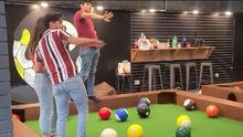 Snookball, el juego divertido que une lo mejor del billar con el fútbol en Texas