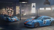 Porsche 911 Turbo S 'One of a Kind' Pedro Rodríguez