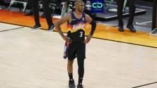 Chris Paul no piensa en la edad, se enfoca en las Finales de la NBA