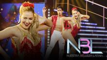 Mucha pasión (y poca ropa): Migbelis enciende la pista de baile de NBL