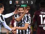 Juventus se lleva el Derbi de Turín con gol de Manuel Locatelli en los últimos minutos