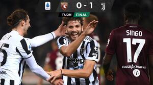 De menos a más: Juventus gana el Derbi de Turín y se enracha