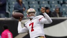 Jersey del debut en NFL de Colin Kaepernick será subastado