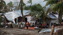 En el interior de Nicaragua se vive luto y desesperación tras el paso del huracán Iota