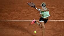 Se acabó el sueño: La mexicana Renata Zarazúa, eliminada de Roland Garros