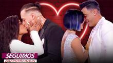 Marcos y Awilda muy románticos, Marllenys y Guillermo ¡son novios!, todo esto en Seguimos Enamorándonos