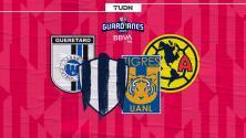 Están definidas las Semifinales de la Liga MX Femenil