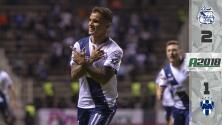 Puebla 2-1 Monterrey – GOLES – RESUMEN – LIGA MX – SÉPTIMA FECHA