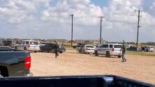 Al menos cinco personas muertas dejan los tiroteos reportados en Odessa y Midland, Texas