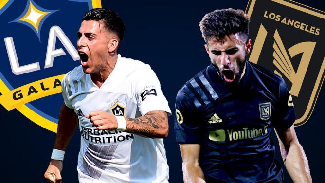 ¡Clásico pistolero y pasional! La Galaxy y LAFC chocan en 'El Tráfico', el tercero en 2020