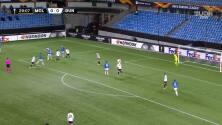 ¡GOOOL! Magnus Wolff Eikrem anota para Molde.