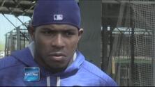 Entrevista con equipo de los Dodgers