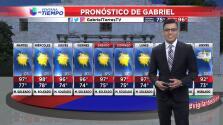 Martes con temperaturas cálidas en San Antonio