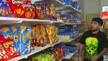 """""""Cada país tiene su propio sabor"""": así es cómo este joven en NY satisface antojos con productos de todo el mundo"""