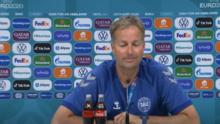 """Dinamarca buscará las Semifinales jugando """"con el corazón de Eriksen"""""""