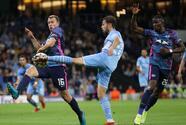 En feria de goles, el Manchester City golea al Leipzig