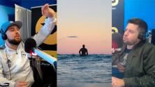 Hombre sobrevive flotando en el mar por 24 horas y Los PIchy Boys dudan de la historia