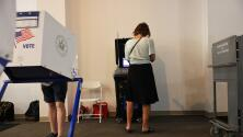 A pocas horas de que comiencen las elecciones primarias, el voto hispano en Nueva York sigue dividido