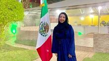 """""""Un escape al pasado"""": mexicana en Arabia narra cómo es vivir en un país y cultura totalmente diferente"""