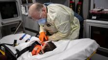 Cada día son hospitalizados en EEUU más de 365 niños debido al covid-19, el número más alto desde que inició la pandemia