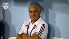 Ricardo Ferretti explota por no respetar al Olimpia de Honduras