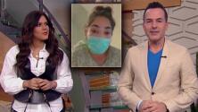 """""""Qué susto tan grande"""": Francisca y Carlos reaccionan al mensaje de Alejandra Espinoza sobre su salud"""